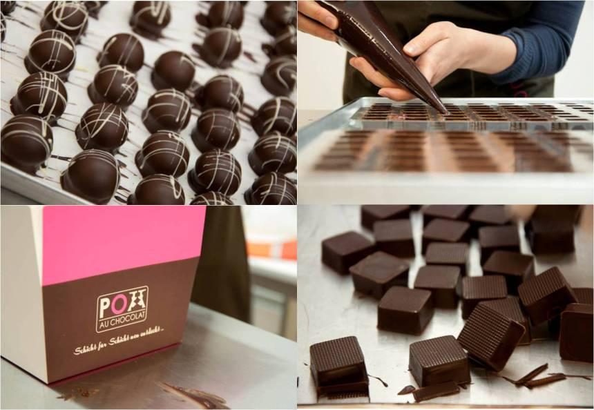 Pott au Chocolat